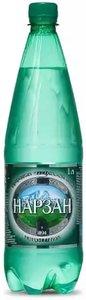Вода минеральная Нарзан 1л газ ПЭТ