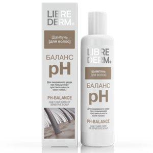 Либридерм pH-баланс шампунь 250мл