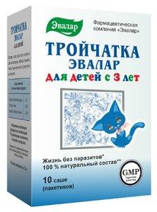 Тройчатка Эвалар саше 3.6г №10 (д/детей)