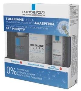 ЛРП Толеран набор Флюид ультра 40мл + вода мицеллярная 50мл + подарок