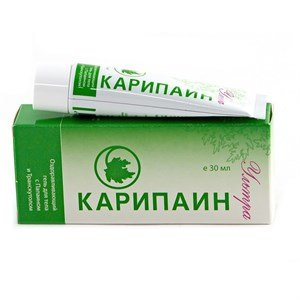 Карипаин Ультра гель д/тела 30мл (папаин-транскулот)