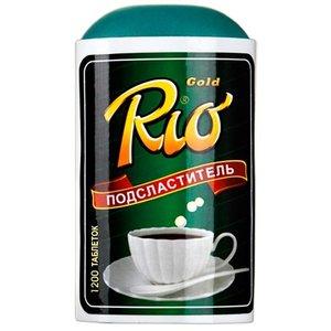 Заменитель сахара Рио Голд таб. №1200