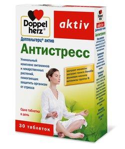 Доппельгерц Актив Антистресс таб. 375мг №30