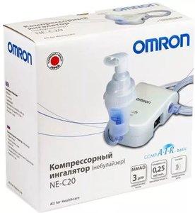Ингалятор Омрон компрессорный NE-C20