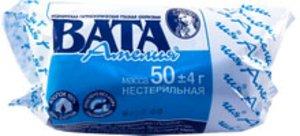 Вата Амелия глазная н/стер. 50г