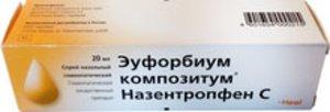 Эуфорбиум Композитум спрей наз. 20мл