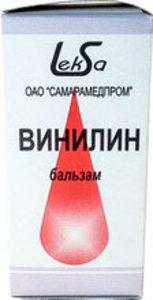 Винилин (бальзам Шостаковского) фл. 50г