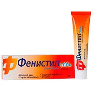 Фенистил гель 0.1% 30г