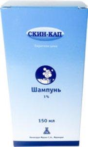 Скин-кап шампунь 1% 150мл