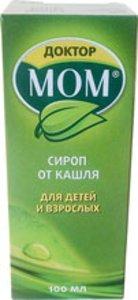 Доктор МОМ сироп 100мл