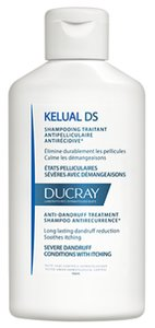 Дюкрэ Келюаль DS шампунь д/лечения тяжелых форм перхоти 100мл