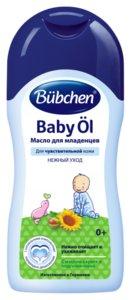 Бюбхен Масло для младенцев 200мл