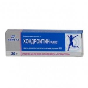 Хондроитин-Акос мазь 5% 50г