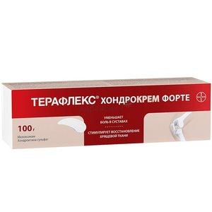 Терафлекс Хондрокрем Форте крем 100г