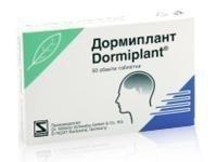 Дормиплант таб. п.о №50
