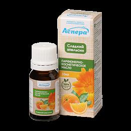 Масло парфюмерно-косметическое Апельсин сладкий Аспера 10мл