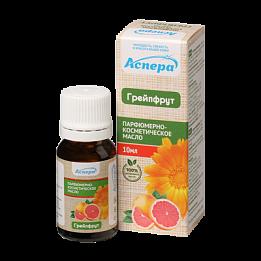 Масло парфюмерно-косметическое Грейпфрут Аспера 10мл