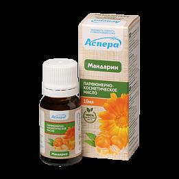 Масло парфюмерно-косметическое Мандарин Аспера 10мл