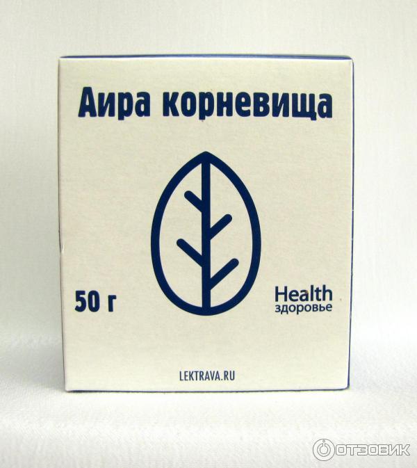 Аира корневища Здоровье 50г