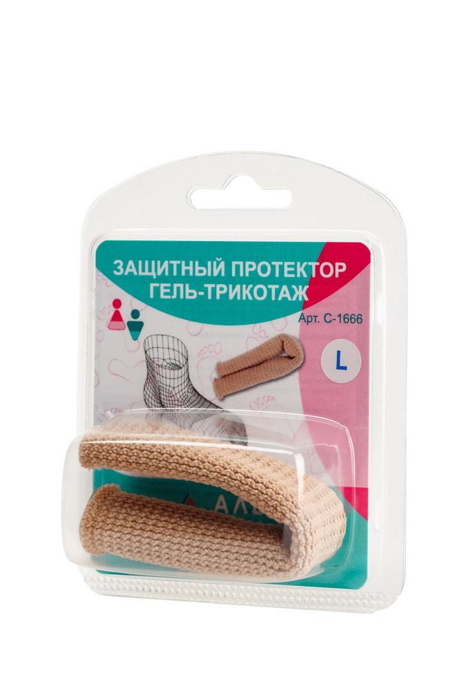 Алеф Накладка защитная (протектор-гель) С-411 L