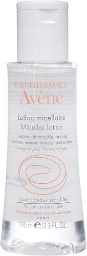 Авен Мицеллярный лосьон д/очищения кожи и удаления макияжа 100мл