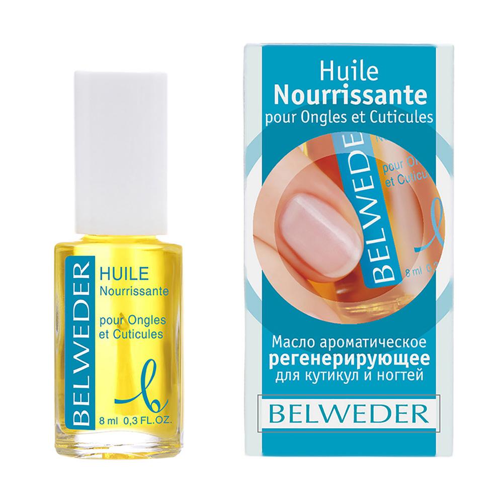 Бельведер масло д/ногтей и кутикул арома-регенерирующее 8мл