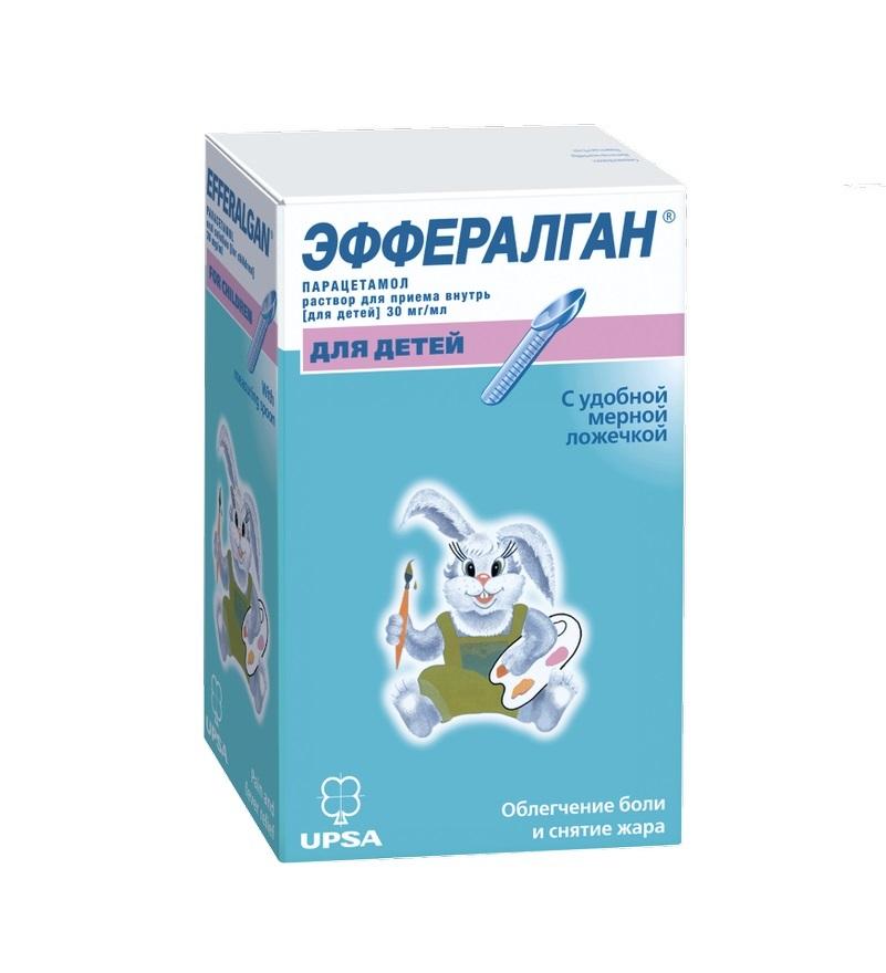 Эффералган р-р 30мг/мл 90мл