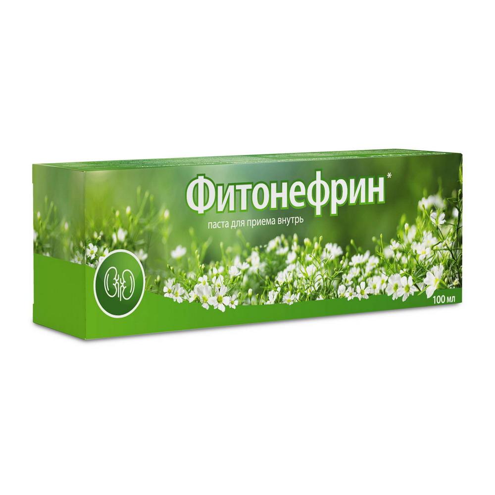 Фитонефрин паста д/приема внутрь 100мл