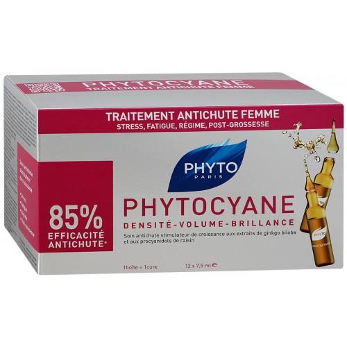 Фитосольба Фитоциан средство против выпадения волос 7.5мл №12