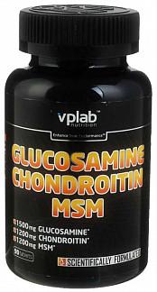 Глюкозамин Хондроитин МСМ таб. №90