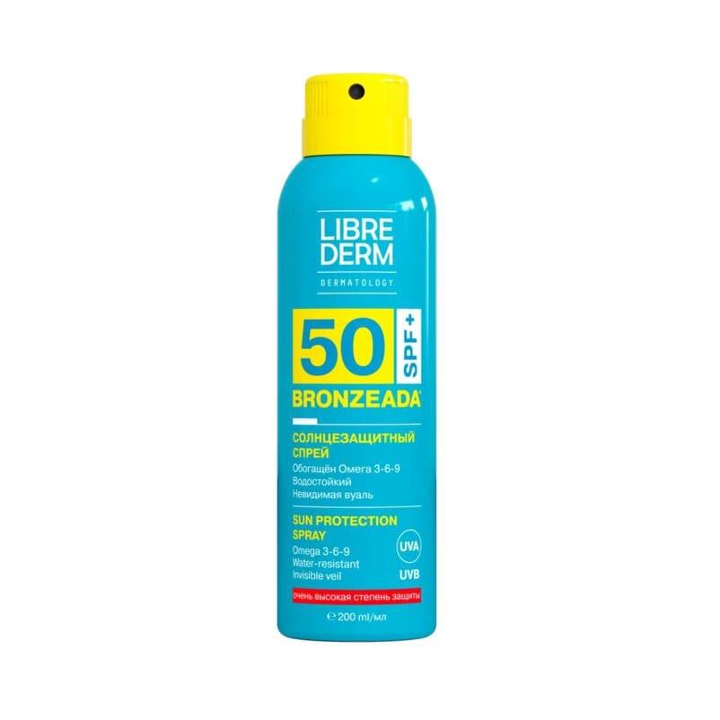 Либридерм Бронзиада крем с/защитный с Омега 3-6-9/термальной водой спф50 150мл
