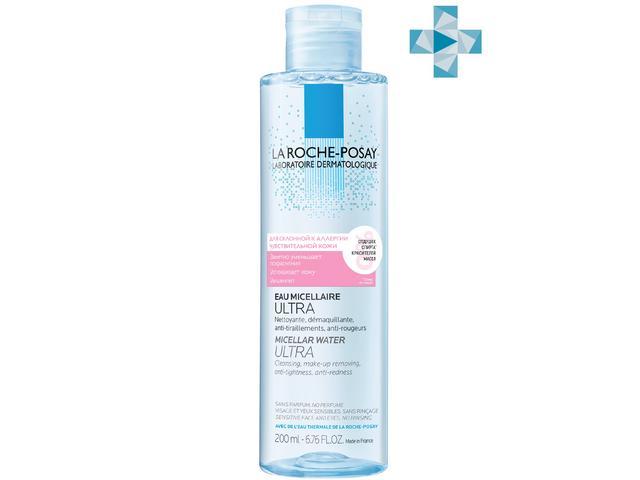 ЛРП Мицеллярная вода д/реактивной кожи Ультра 200мл