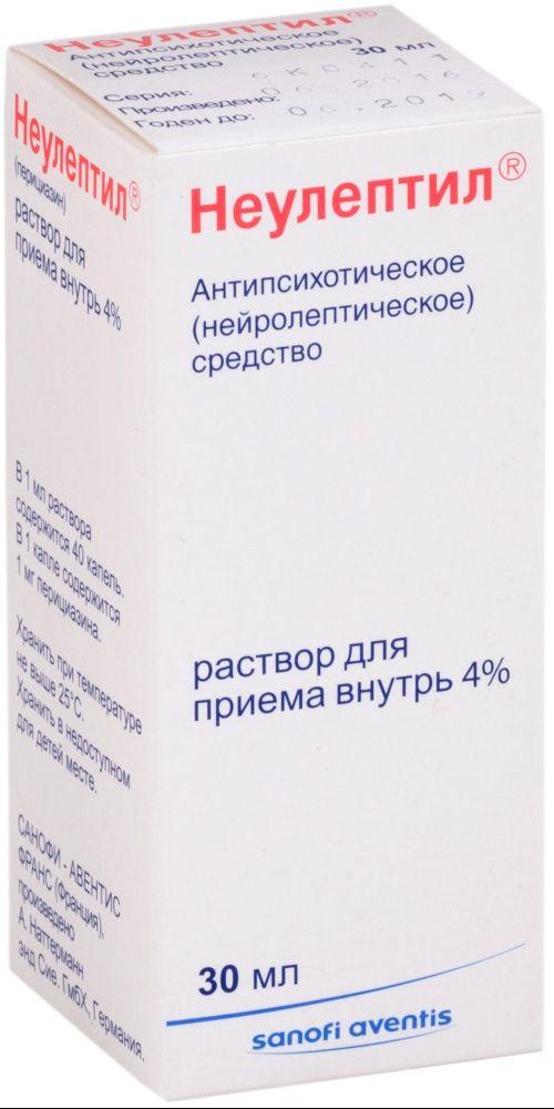 Неулептил р-р внутр 4% 30мл