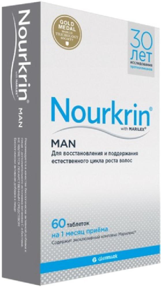 Нуркрин для мужчин таб. №60