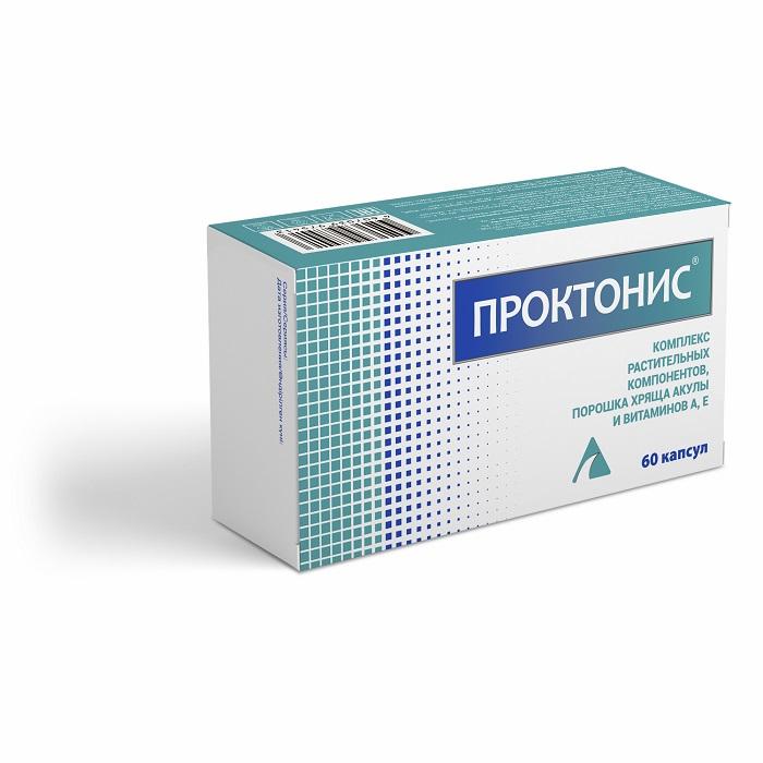 Проктонис капс. 0.27г №60