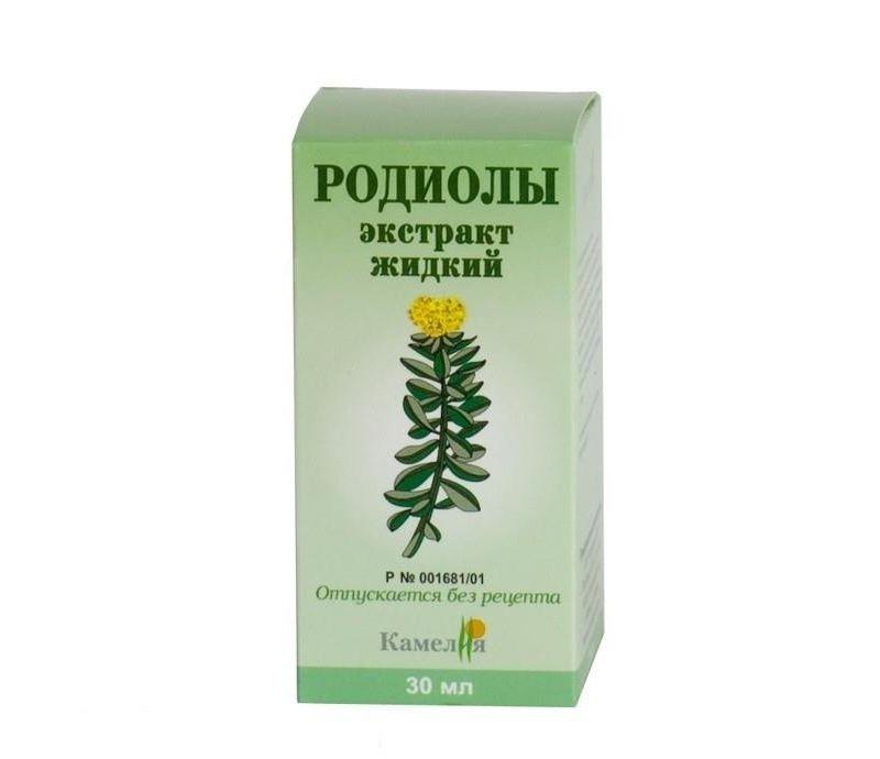 Родиола розовая экстр. жидк. 30мл