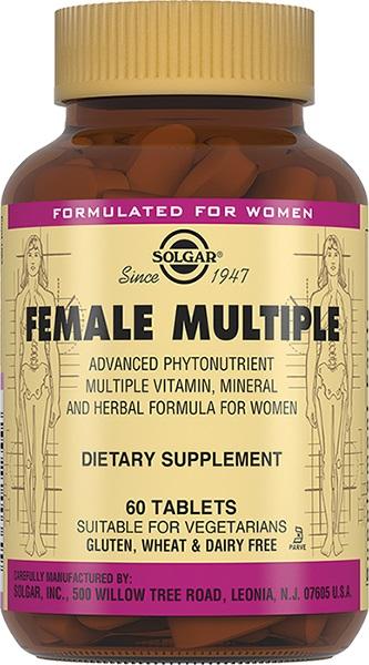 Солгар Мультивитаминный комплекс для женщин таб. №60