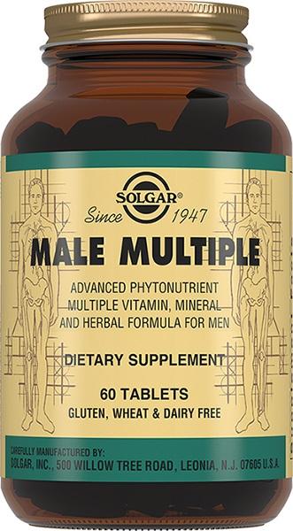 Солгар Мультивитаминный комплекс для мужчин таб. №60