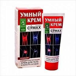 Валентина Дикуля умный крем д/тела мумие сумах 125мл