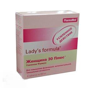 Ледис Формула Женщина 30+ Усиленная формула таб. 850мг №30