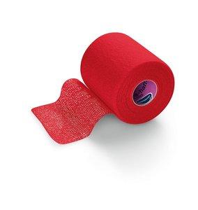 Бинт когезивный самофиксир.Пеха-Хафт б/лат(4м х10см) красный