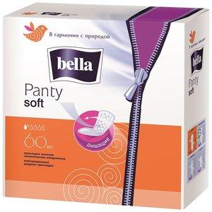 Белла Панти прокладки ежедн. софт №50+10
