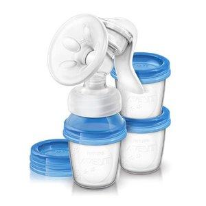 Авент Молокоотсос ручной с системой хранения молока 86540 (SCF330/13)