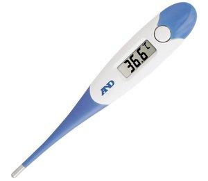 Термометр Эй энд Ди электронный DT-623 с гибким наконечником