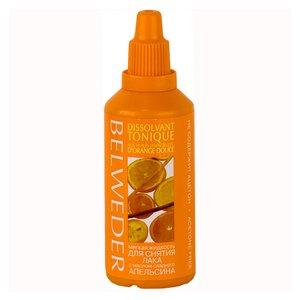 Бельведер жидкость д/снятия лака с маслом слад. Апельсина 60мл