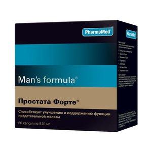 Менс Формула Простата Форте капс. №60