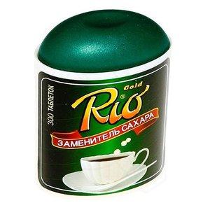 Заменитель сахара Рио Голд таб. №300