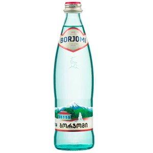 Вода минеральная Боржоми 500мл стекло