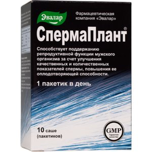 Спермаплант пор. 3.5г №10
