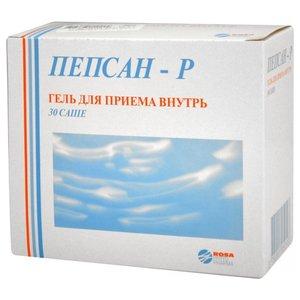 Пепсан-Р гель внутр. 10г №30